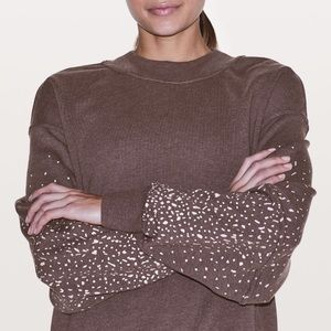 Lululemon x SoulCycle To The Beat Sweater